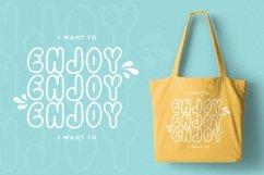 Boutbubble Font Product Image 2