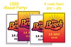 Party Bundle. Hand drawn lettering Product Image 4
