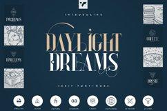 Daylight Dreams - Serif Font Extra Product Image 1