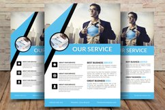 Our Service Flyer Product Image 1