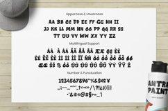 Web Font Antrapol Font Product Image 2