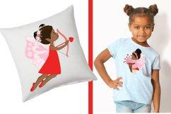 Valentine, African American Fairies, Valentine Fairies Product Image 2
