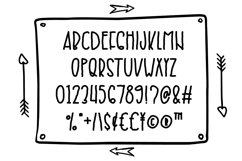 Drawing Craft - Hand drawn font Product Image 3