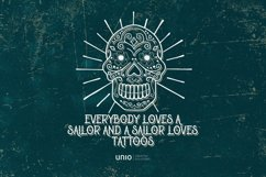 Sailor's Grave - Retro Tattoo Kit Product Image 5