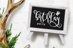 Something Cherish - Quirky Calligraphy Script Product Image 4