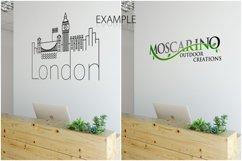 OFFICE Wall Mockup Bundle Product Image 4