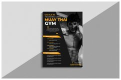 Fitness Flyer Template Product Image 2