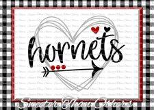 Hornets Svg, Football Hornet, Baseball Hornet, Basketball Product Image 1