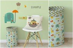 KIDS Fabric Mockup Pack - 1 Product Image 4