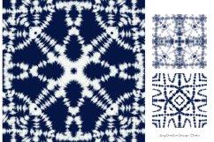 20 Shibori Tie Dye Art Digital Paper Set Product Image 2
