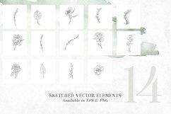 RoSA - Floral Clipart Set Product Image 6