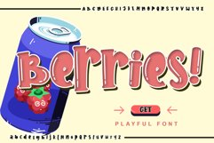 Berries Product Image 1