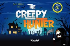 The Creepy Hunter Product Image 1