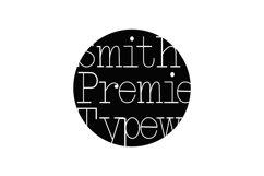 Smith-Premier Typewriter Product Image 1
