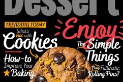 Bakerie Smooth Font Family Product Image 2