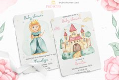 Little princess watercolor Product Image 6