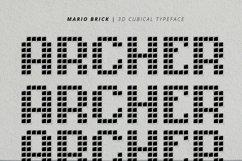 Mario Brick Product Image 4