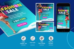 Fashion Social Media Pack Product Image 2