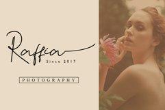 Rebutter // Fashionable Handwritten Font - WEB FONT Product Image 2