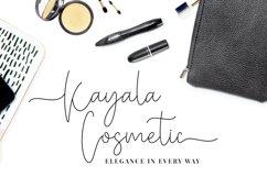 Miya Wayne - Modern Lovely Script Font Product Image 3