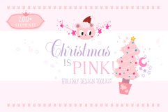 Christmas is Pink! Holiday Toolkit Product Image 1