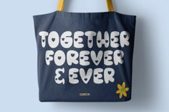 Love Castle - A Fun Display Font Product Image 3