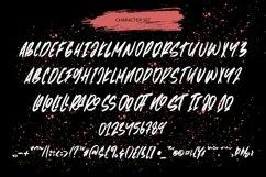 Web Font Metropolis - Handwritten Brush Font Product Image 6