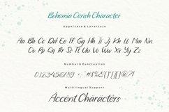 Bohemia Cerish Handwritten Font Product Image 6