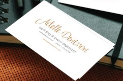 Adelle Script Typeface Product Image 3