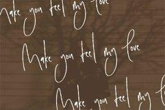 Web Font Aslent - Handwritten Font Product Image 5