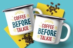 Web Font Kreethan Font Product Image 4