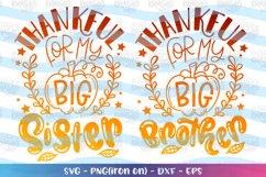 Fall Bundle SVG Thankful Cousins Big Brother Big Sister Product Image 3