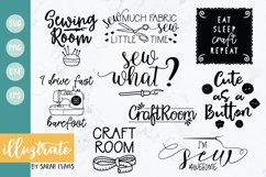 Sewing and Crafters Bundle SVG Cut Files Product Image 2