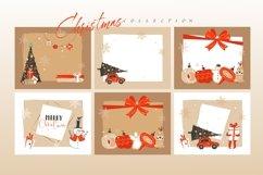 Christmas cards set Product Image 9