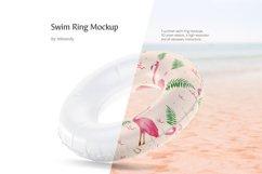 Swim Ring Mockup Product Image 1