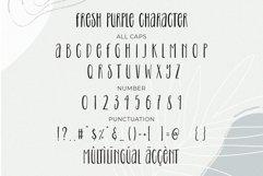 Fresh Purple - Handwritten Font Product Image 3