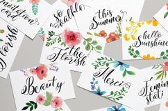 Notation + Vector Flowers Product Image 4