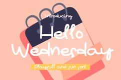 Hello Wednesday Product Image 1