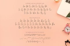 Web Font Stophia Font Product Image 3