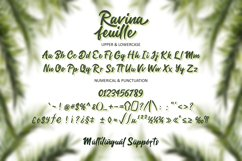 Ravina feuille Product Image 2