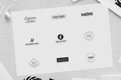 120 Minimal Branding Logo Pack Product Image 5