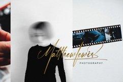 Janelotus - Signature Font Product Image 3