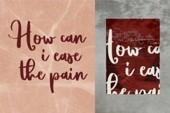 Web Font Scylla - A Beauty Script Font Product Image 6