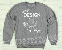 Gildan 18000 Sweatshirt Mockup Bundle - All Colors! Product Image 5