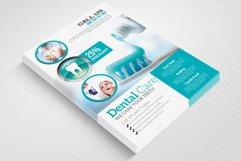 10 Medical Dental Flyers Bundle Product Image 6