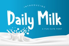 Daily Milk Product Image 1