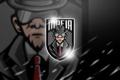 mafia - Mascot & Esports Logo Product Image 1