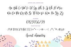 Nicholia Modern Calligraphy Font Product Image 7