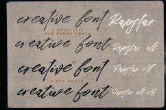 Rapstar Brush & SVG Font Product Image 3