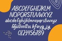 Web Font Kafiary - Handrawn Font Product Image 6